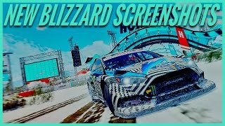 Forza Horizon 3 | New Blizzard Mountain Screenshots | 20+ Brandnew Screenshots