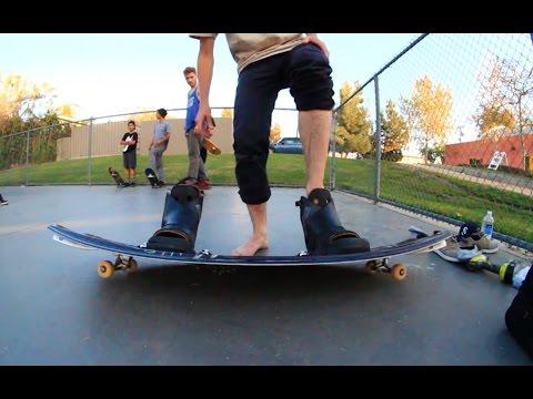WAKEBOARDING AT THE SKATEPARK?! | SKATE EVERYTHING EP 19