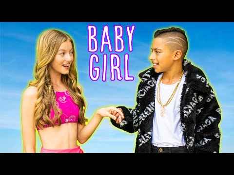 Ferran - Baby Girl (Official Music Video) | The Royalty Family