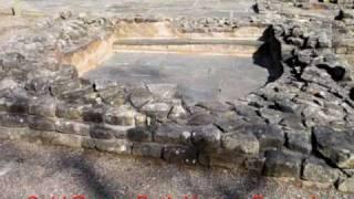 Roman Antonine Wall Across Scotland