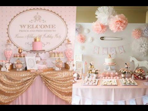 Ideas de decoración con Coronillas para baby shower