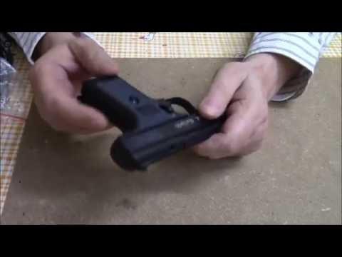 RECK GOLIATH 9mm PISTOLE