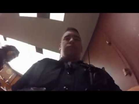 Redwood City Superior Court Deputy Violates 1st Amendment
