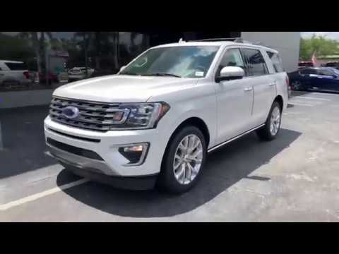 2019 Ford Expedition Limited – The New King Of SUV?