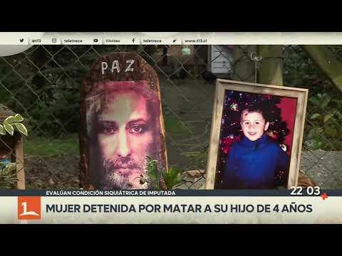 Villarrica: Mujer es detenida por haber matado a su hijo de