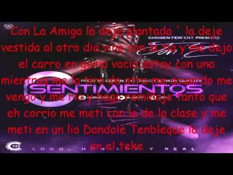 Jon.Z - 0 Sentimientos prod by Duran The Coach X HQ + Letra