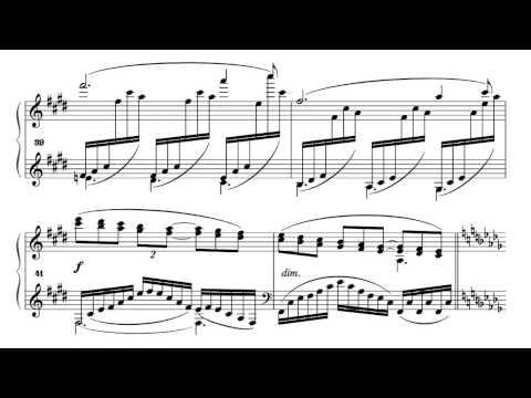 Clair de Lune de Debussy (+partitions)