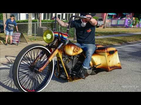 Harley-Davidson Daytona Bike Week