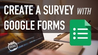 How to create a survey with Google Forms (full tutorial)