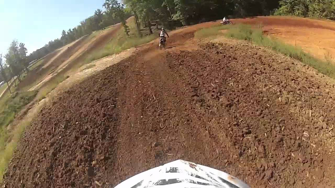 Carolina Motorsports Park >> NCMP MX Motocross Park - YouTube