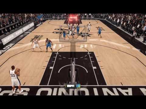 NBA LIVE 18 DISCUSSION - Amazing 4th Qrt Comeback! GSW vs Spurs - West Finals