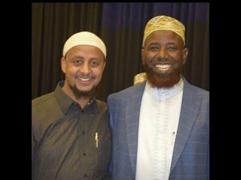 Sheikh Amin ibro fii Sheikh Ali sufiyan conference norway oslo