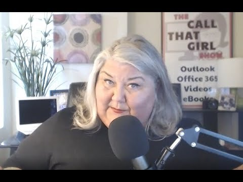 Show 97 Lisa talks about exchange calendar sharing and other business tips