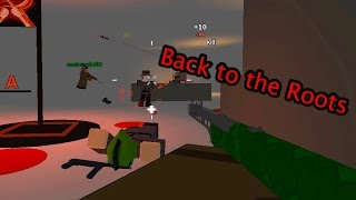 Roblox Call of Robloxia 5 - Back to the Roots