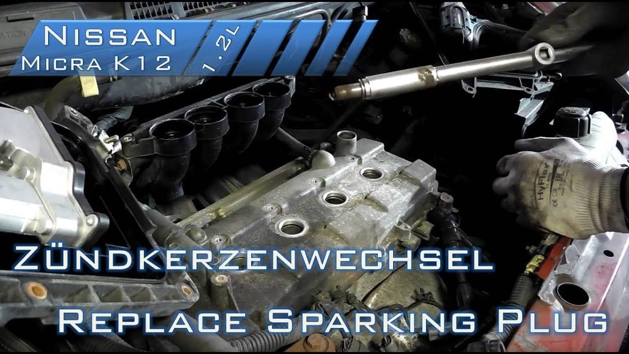 NGK Zündkerze Nissan Micra C III Note 1.0 16V 1.2 16V 1.4 16V 1.4