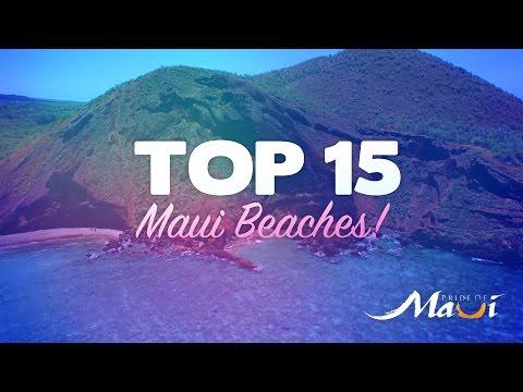 TOP 15 Beaches On Maui - Pride Of Maui