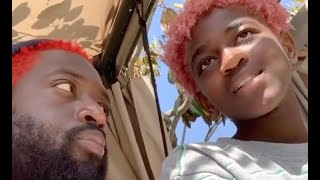 Dwyane Wade Comes Out The Closet For His Son Dyes Hair Same Color
