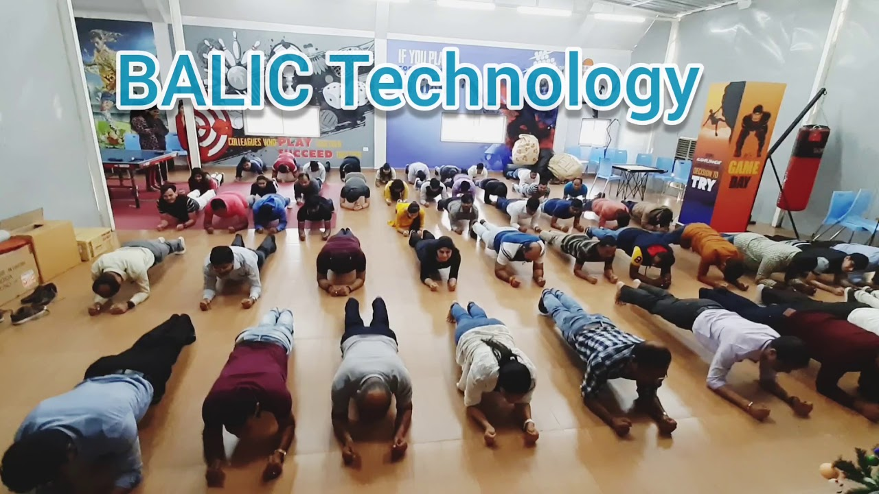 #TechnologyForSimplicity #PlankForIndia Bajaj Allianz Life ...