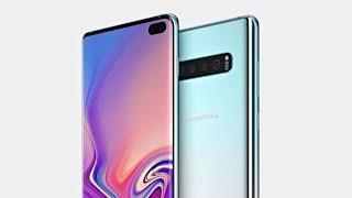 Samsung Galaxy S10: Das erwartet uns 2019