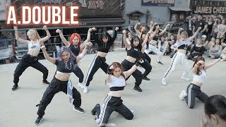 A.DOUBLE | WTF - Missy Elliott | Choreography by Euanflow & ALiEN @ 홍대버스킹 | Filmed by lEtudel