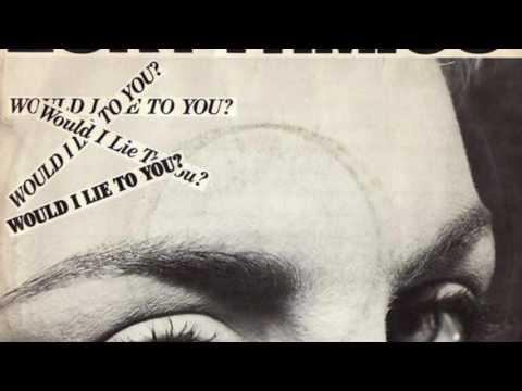 Eurythmics - Would I Lie To You? (HD) Mp3