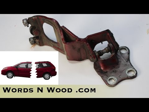What Was Wrong With The Hinge Wnw 125 Sienna Door Hinge Followup Youtube