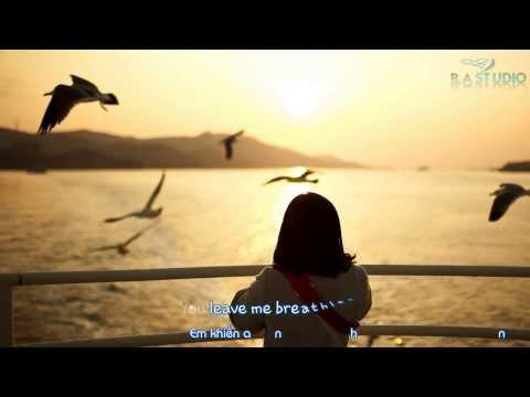 Breathless || Shayne Ward - Lyrics [HD Kara + Vietsub]