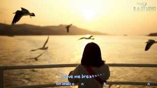Breathless || Shayne Ward - Lyrics [HD Kara + Vietsub]