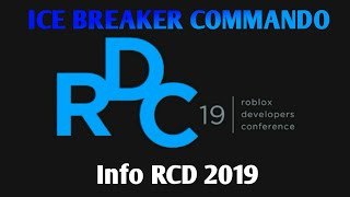 Info about RCD 2019-Roblox/Read DESKREPSI first before watching