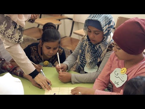 Syrian Refugees in Jordan Struggle to Go to School