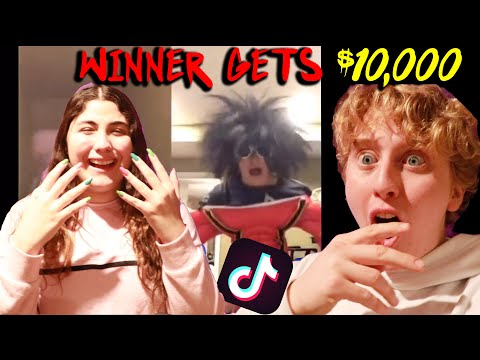 Last One To Laugh WINS $10,000 Challenge! Epic TikTok meme compilation