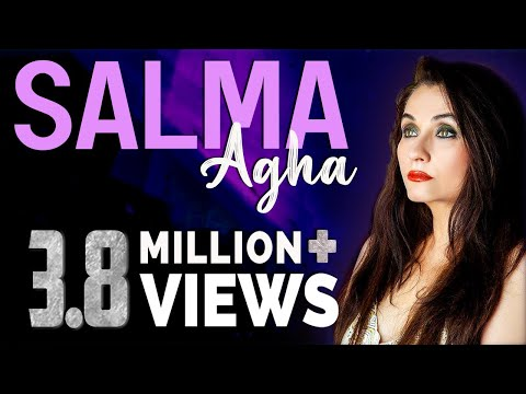 Salma Agha Hit Songs  Salma Agha In Pakistan  NonStop Jukebox