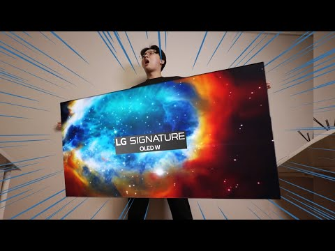 [eng-sub]-thin-like-paper,-$18,000-valued-tv!!-[lg-signature-oled-tv]-review---6-months-later!!