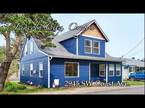 Video of 2945 SW Coast Ave | Lincoln City, Oregon Real Estate & Homes for Sale