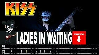 Kiss - Ladies In Waiting (Guitar Cover by Masuka W/Tab)
