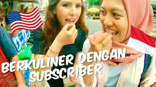 STREET FOOD TOUR in Bogor City, Indonesia Ft. My Subscriber