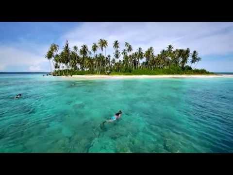 Banyak Islands, Aceh Singkil Sumatera.