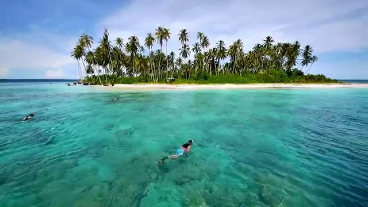 Banyak Islands, Aceh Singkil Sumatera. - YouTube