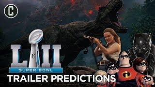 Which Movie Trailers Will Win The Super Bowl?