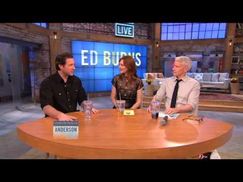 Edward Burns Talks Family Holiday Traditions