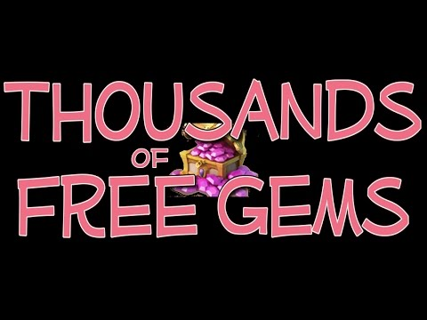 Castle Clash: Free Gems 2017 No Hack