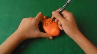 як зробити желе іграшку