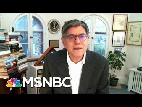 Now Not Time For GOP To Become Deficit Hawks: Jack Lew   Morning Joe   MSNBC