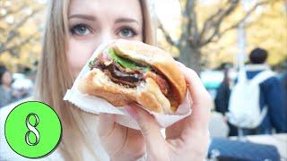 best veggie burger in tokyo nakano broadway youtube party vlogmas in japan day 8