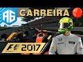 F1 2017 #2 GP DA CHINA - EU ESPERAVA UM INÍCIO PIOR (Português-BR) CARREIRA