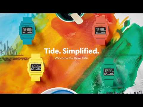 Nixon |The Base Tide Surf Watch