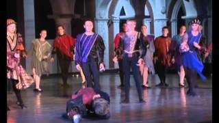 Ромео и Джульетта. Балет театра им. Эрика Сапаева