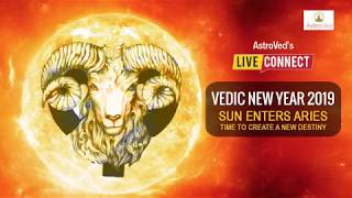AstroVed's Live Connect Show: Vedic New Year 2019 - Time To Create A New Destiny