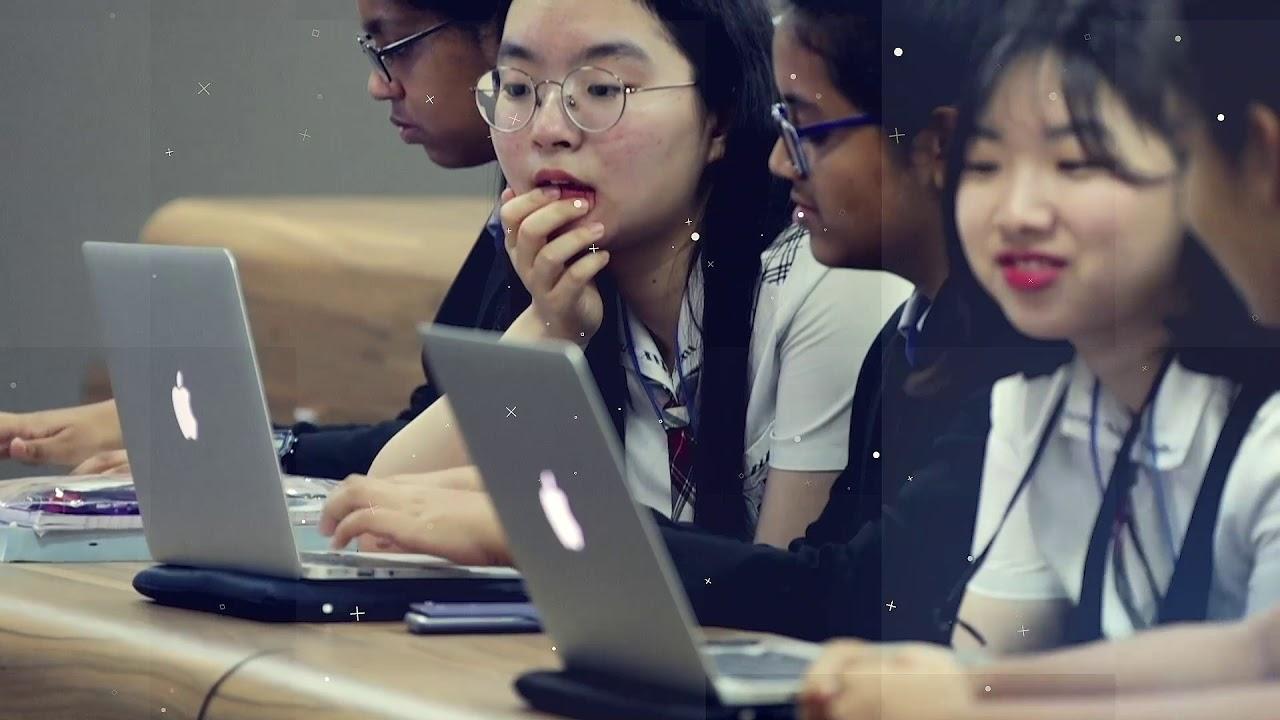 Student Delegate Seongnam Korea