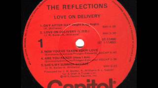 REFLECTIONS  Love on delivery L.O.D.